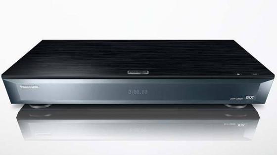Panasonic ub900 UHD Player