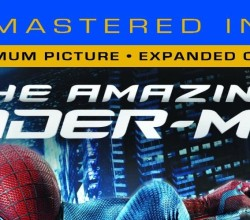 the amazing spiderman mastered in 4k