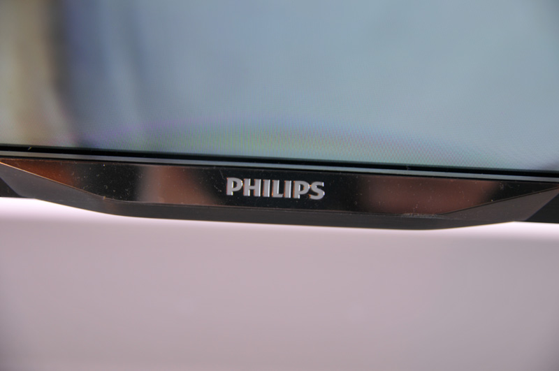 Philips 65PUS9809 Philips Logo unten