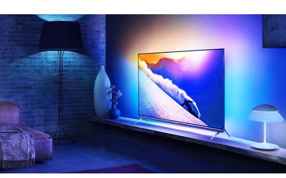 philips ger chte um neuen highend 4k oled tv. Black Bedroom Furniture Sets. Home Design Ideas