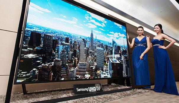 samsung plant neue ultra hd generation mit bis zu 110 zoll. Black Bedroom Furniture Sets. Home Design Ideas