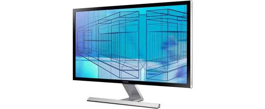 samsung u28d590p ultra hd monitor f r 600 euro. Black Bedroom Furniture Sets. Home Design Ideas